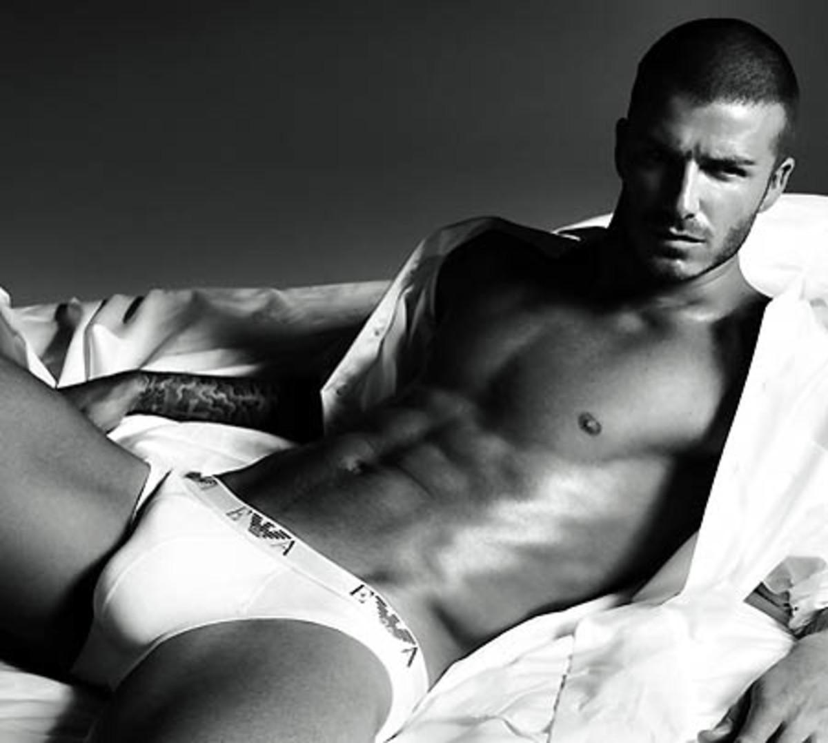 David Beckham_bodywear_Armani underwear campaign