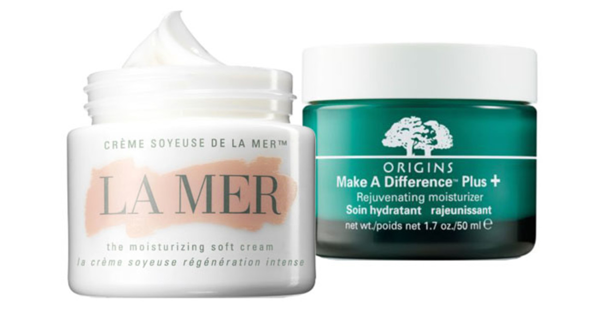 La Mer The Moisturizing Soft Cream_Origins Make a Difference Plus Rejuvenating Moisturizer