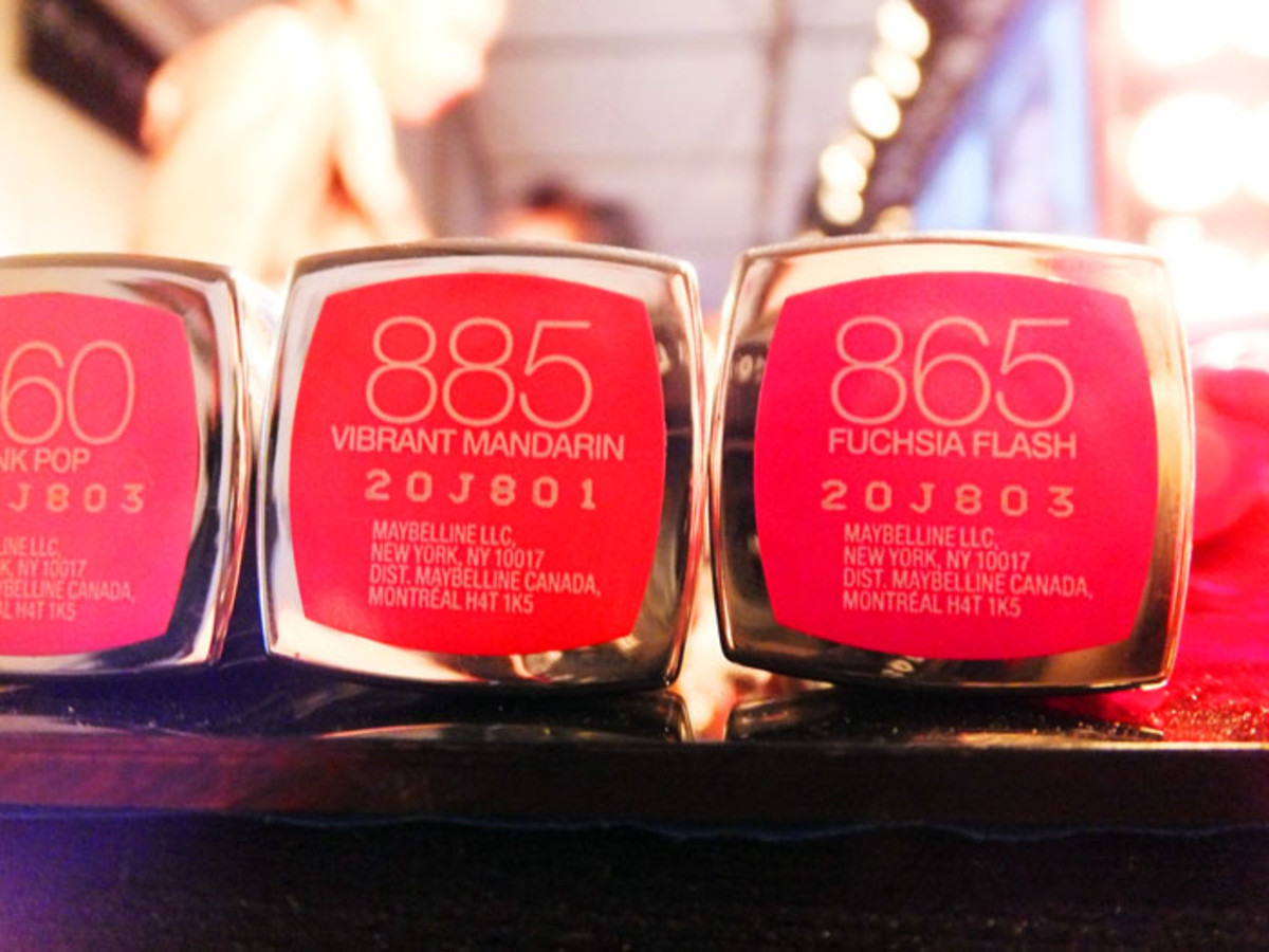 Maybelline Color Sensational Vivids Lipcolor_Vibrant Mandarin_Fuchsia Flash