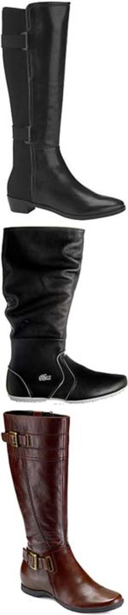 Larger-calf boots
