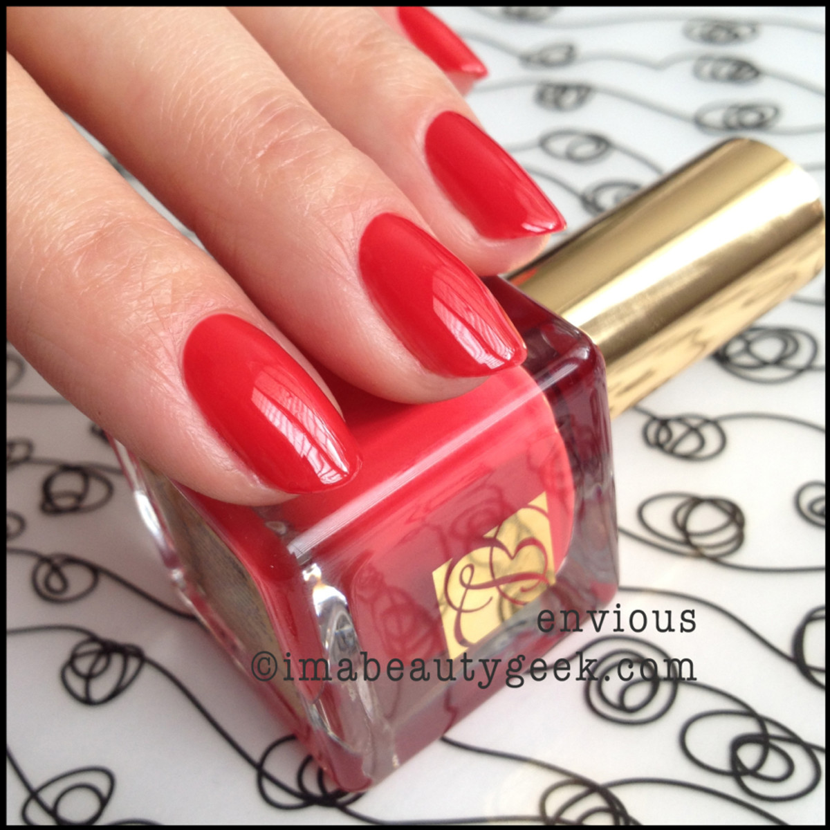 Estee Lauder polish Envious