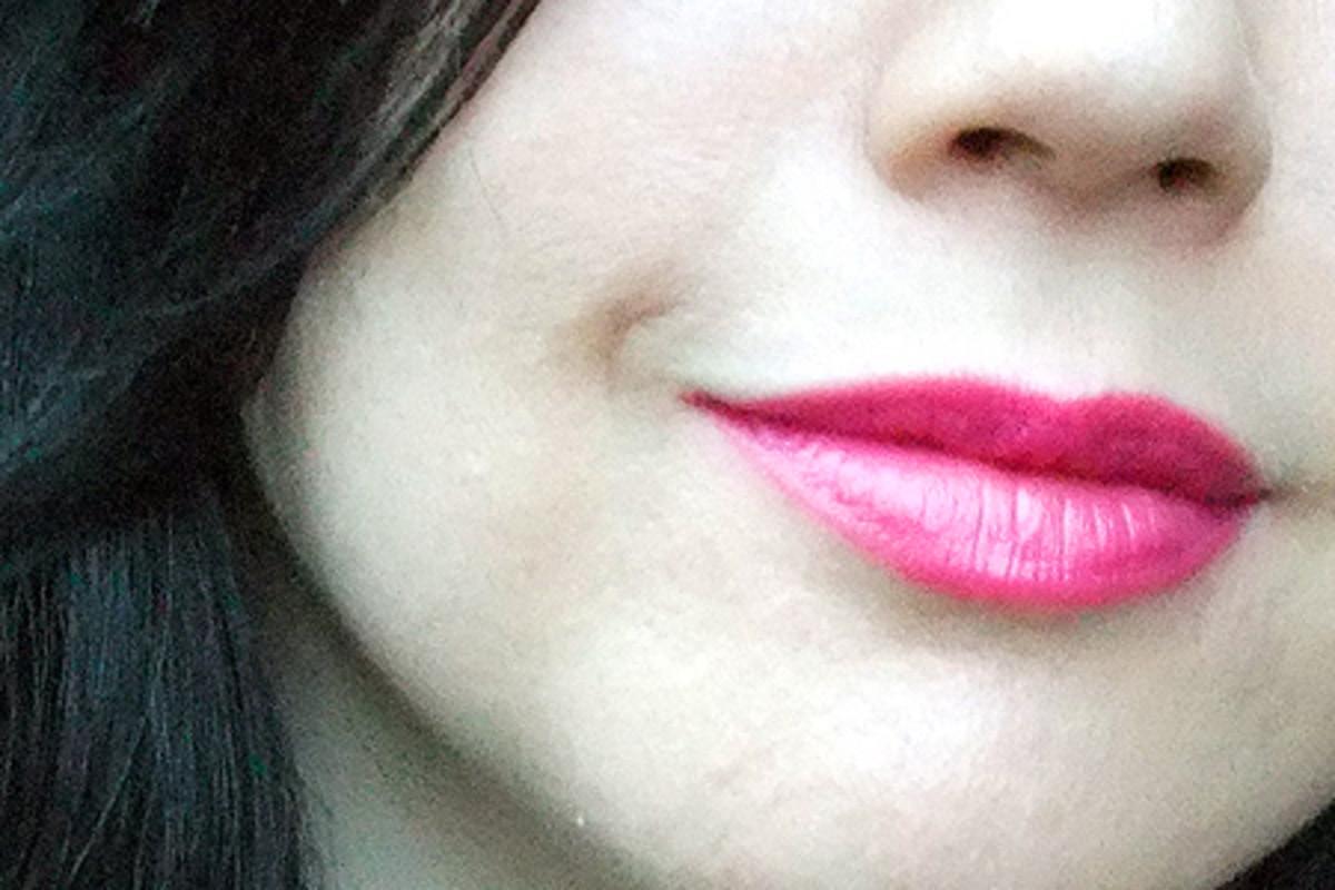 Revlon ColorBurst Lipstick in Fuchsia