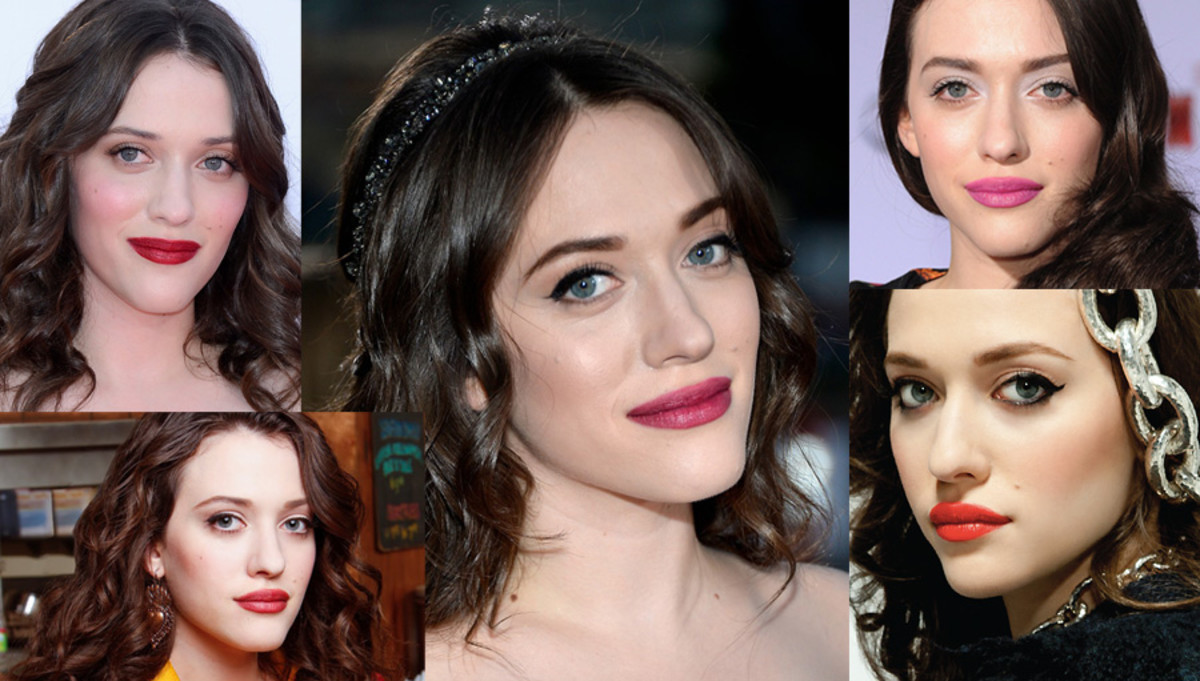 the many faces of kat dennings