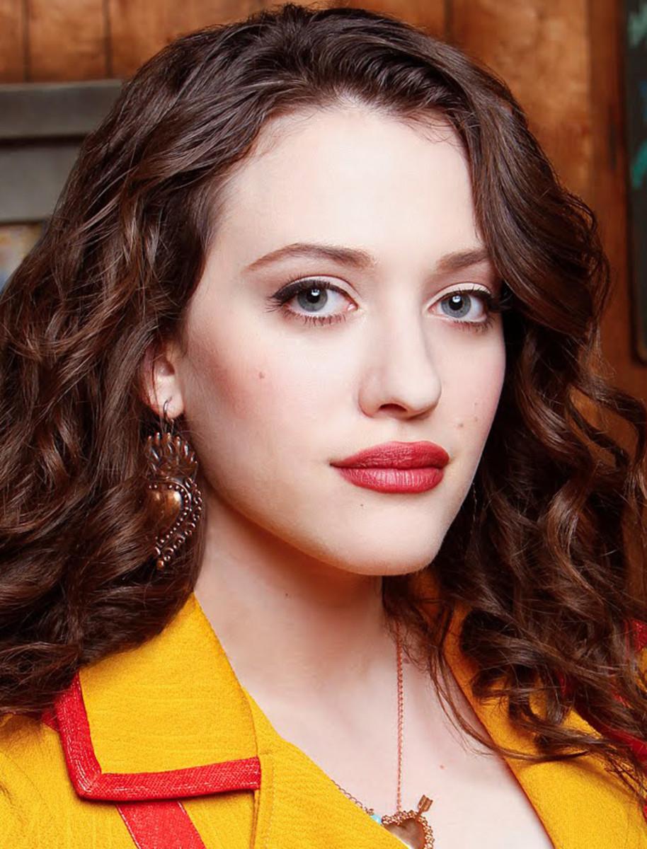 10 Kat Dennings Makeup Looks Not Always Red Lipstick Beautygeeks