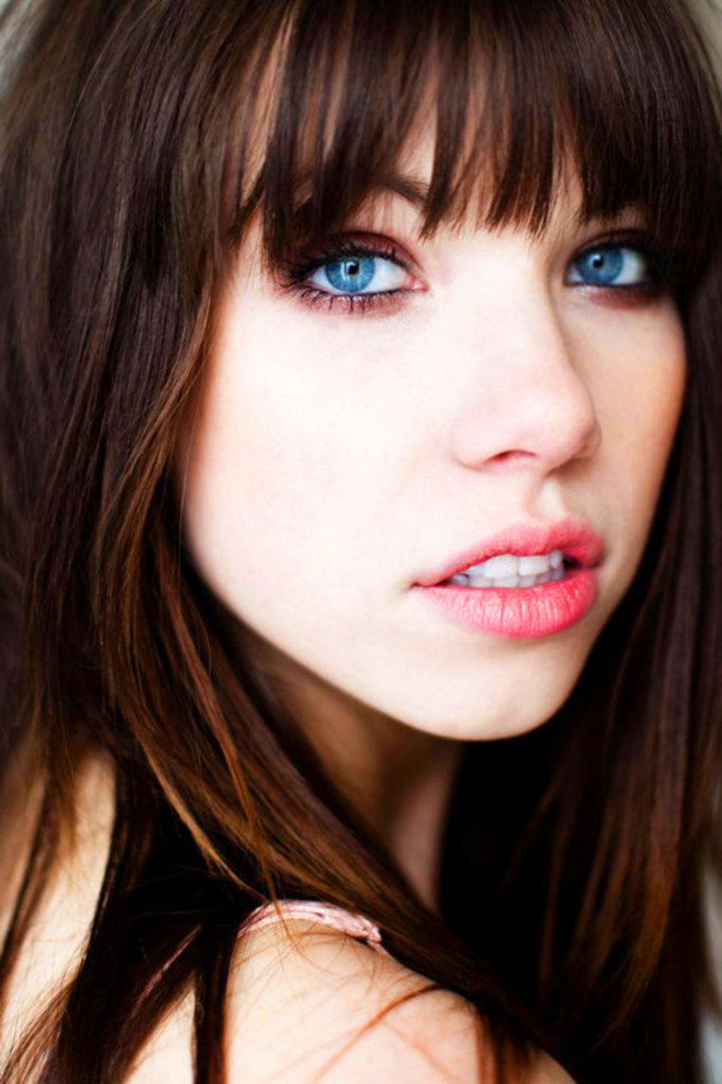 G 252 D Canadian Girl Carly Rae Jepsen Hits The Shower For A