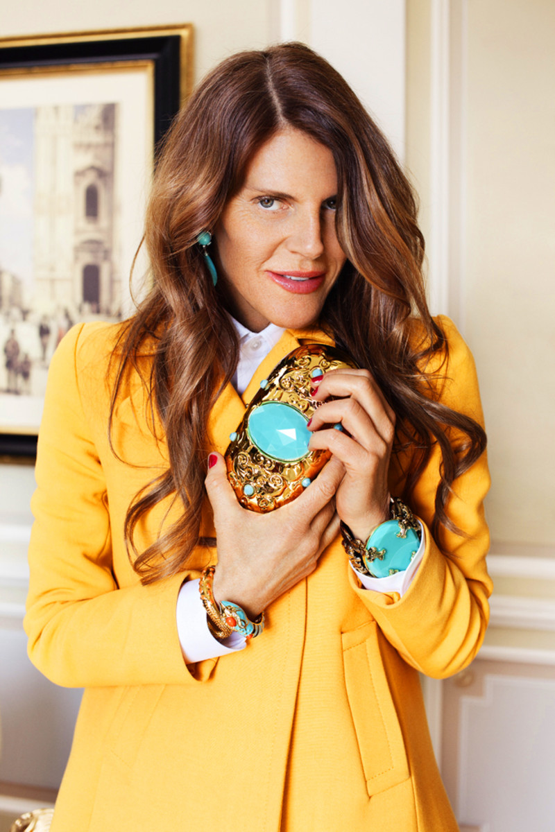 Anna Dello Russo for H&M Fall 2012