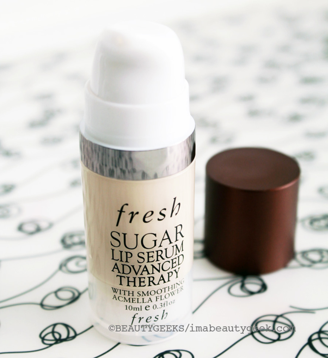 Fresh Sugar Lip Serum Advanced Therapy will change your life