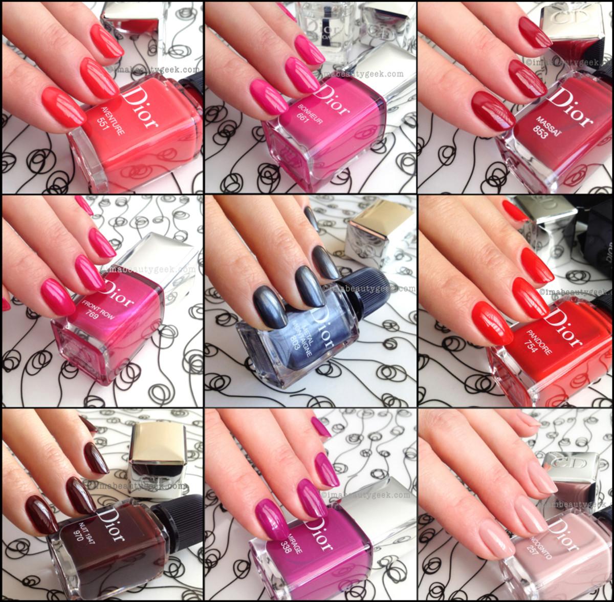 Dior Polish: New Vernis Gel Shine Color, i love u a whole lot ...