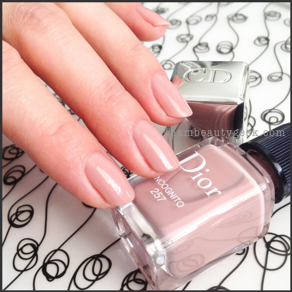 Dior polish Incognito 257 spring 2014_Dior Gel Shine