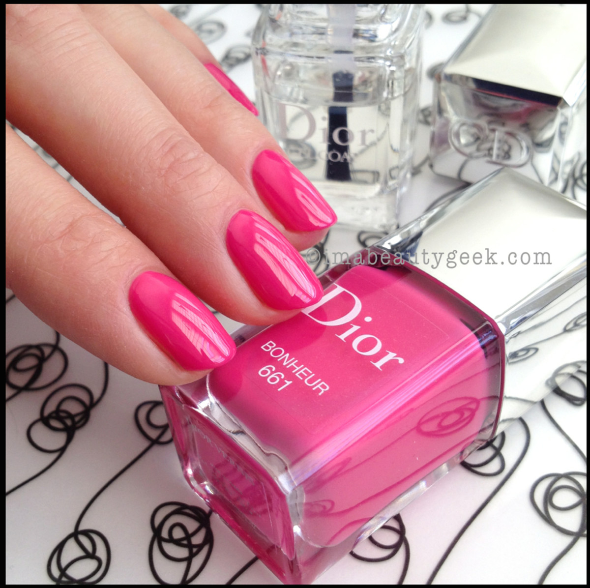 Dior polish Bonheur 661_Dior Gel Shine