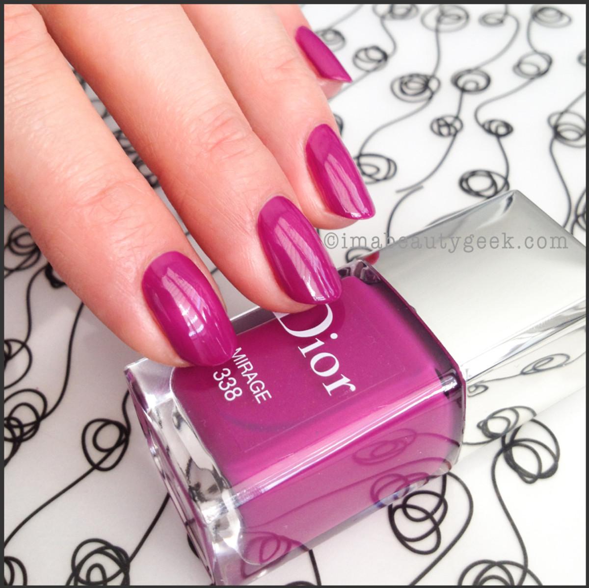 Dior polish Mirage 338 spring 2014_Dior Gel Shine