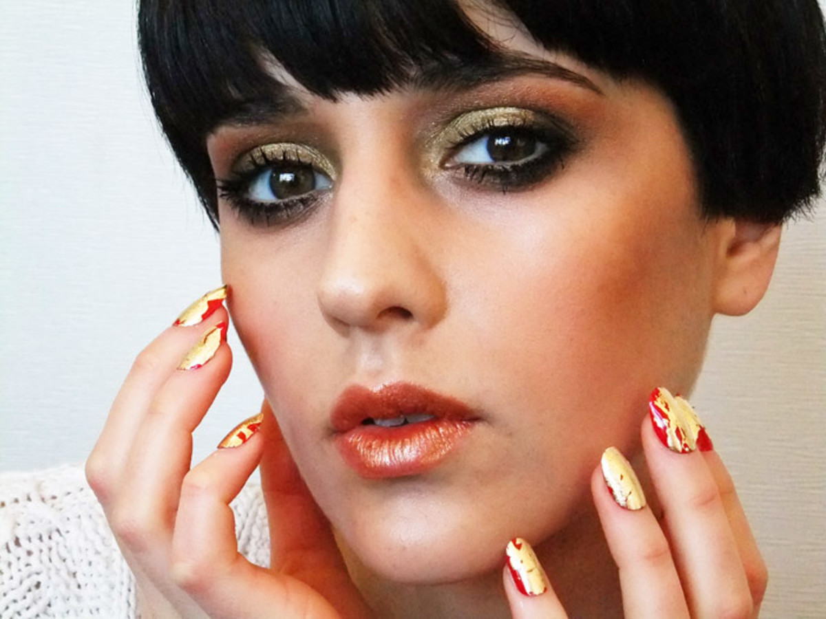 Ruffian-FW-2012_TFW_Tips-Nail-Bar_makeup-Greg-Wencel-for-CoverGirl