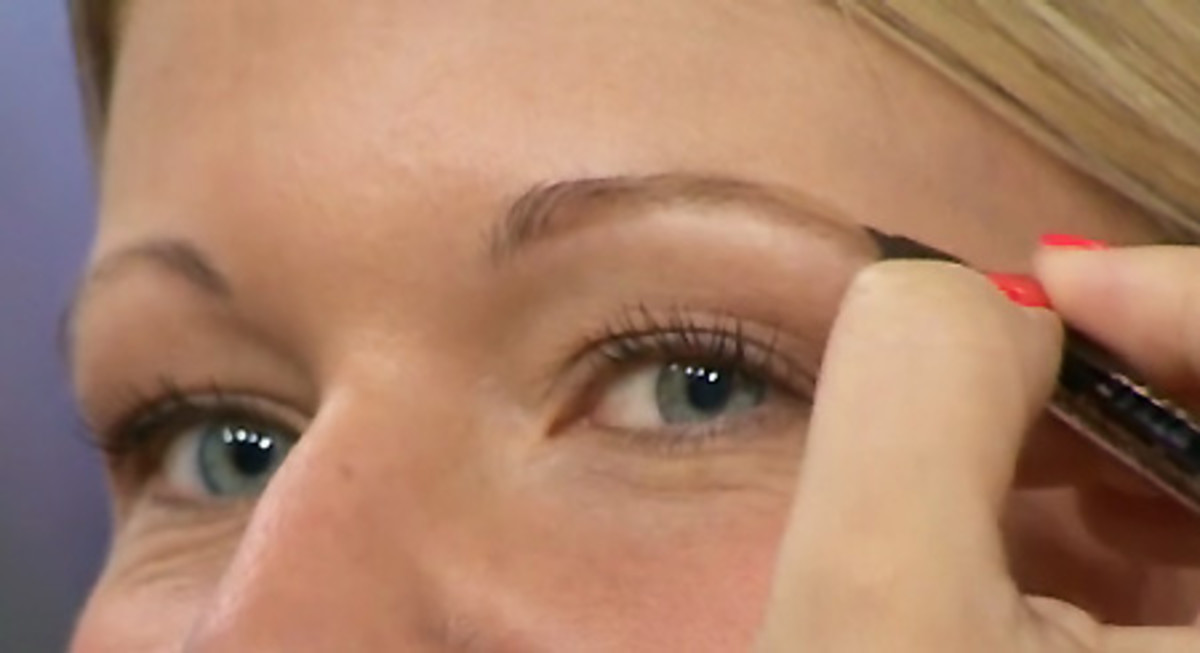 F Is For Framing A Brow Pen How To Beautygeeks