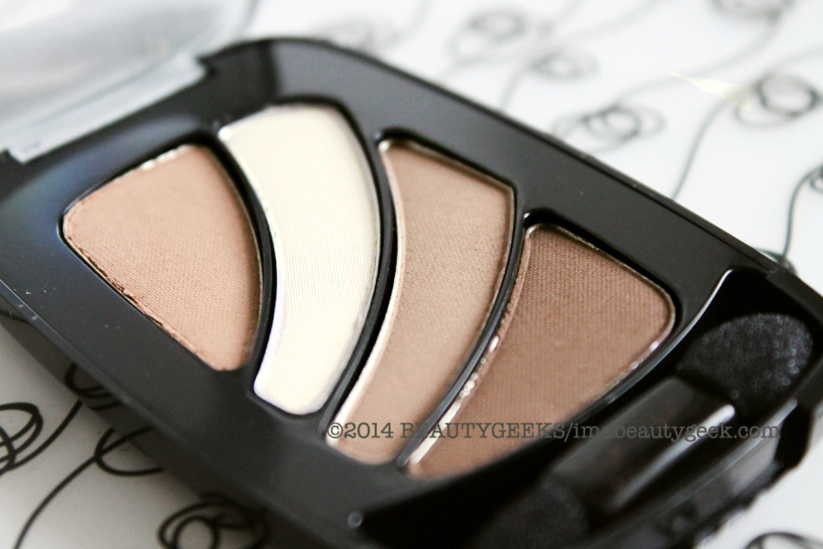 Multi purpose neutral eyeshadow_L'Oreal Paris Color Riche Cupa Joe_eye shadow