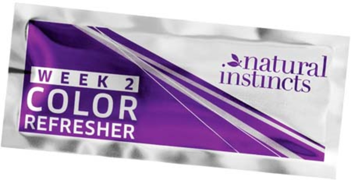 Clairol Natural Instincts Week 2 Color Refresher