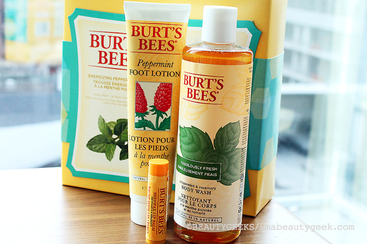 Burt's Bees Holiday 2014_peppermint and rosemary maybe