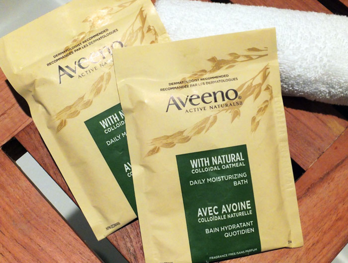 Aveeno_Daily Moisturizing Bath