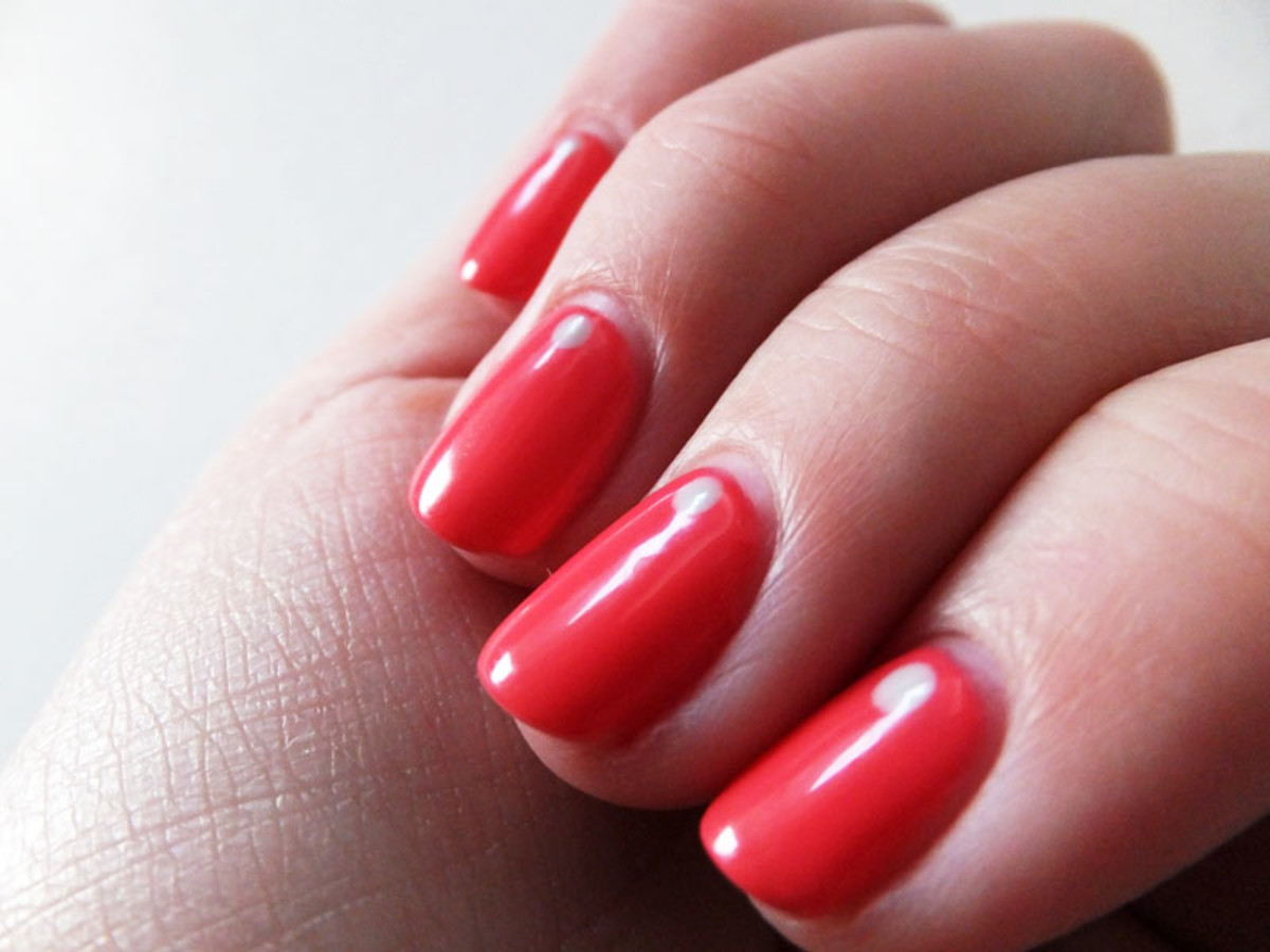 Learning to do Shellac | SalonGeek