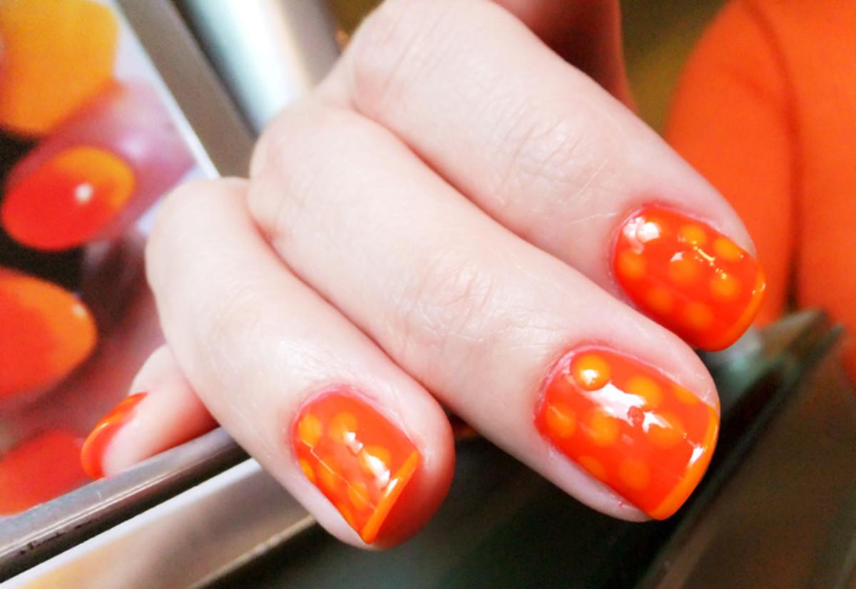 Revlon Nail Art Neon_Lesley
