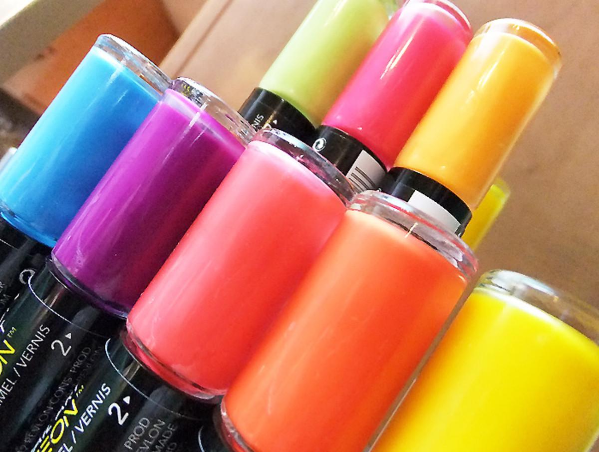 Revlon Nail Art Neon