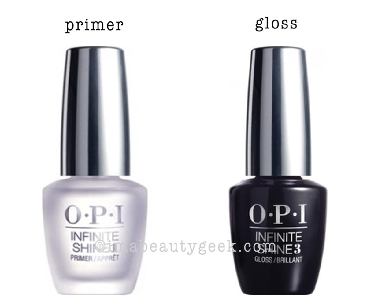 OPI Infinite Shine Primer and Gloss_11