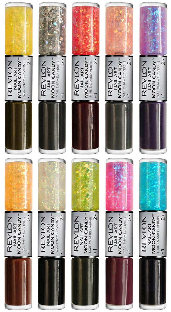 Revlon Nail Art Moon Candy_product shot