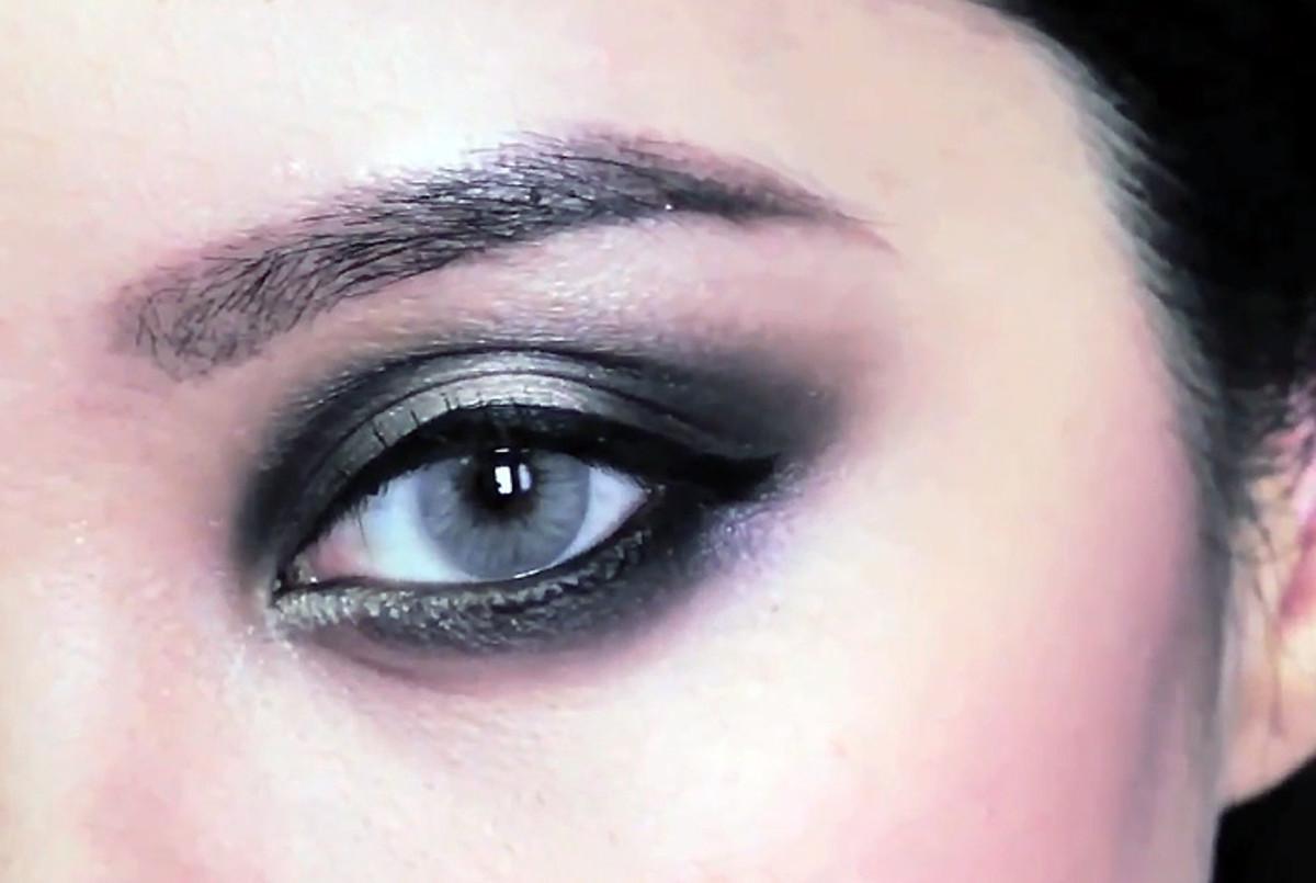 Smoky eye by Michelle Phan