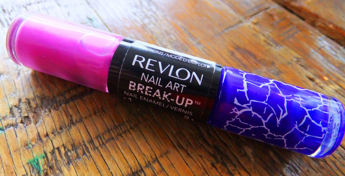 Revlon Nail Art Break-Up_Star Crossed