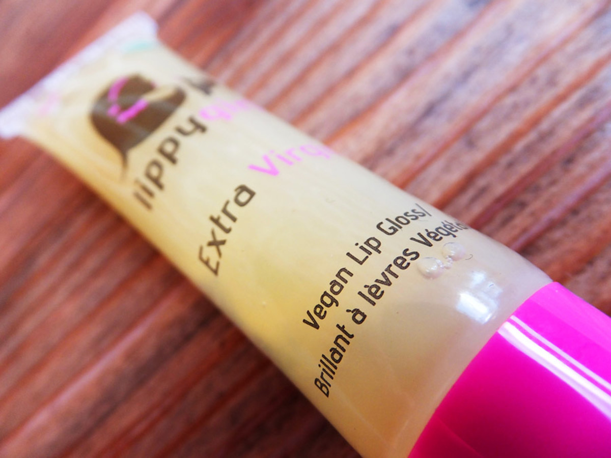 Lippy Girl Extra Virgin Vegan Lip Gloss_DIY Lip Gloss Recipe