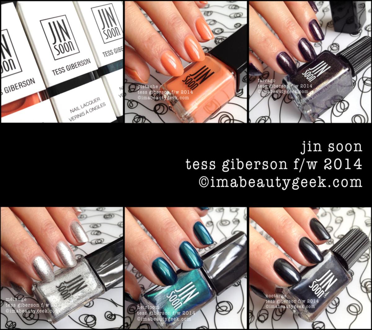 JinSoon Tess Giberson Composite