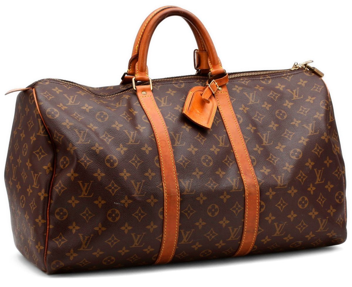 Louis Vuitton Keepall_vintage