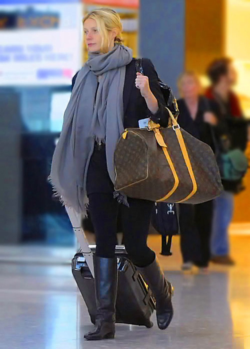 Gwyneth Paltrow_Louis Vuitton Keepall