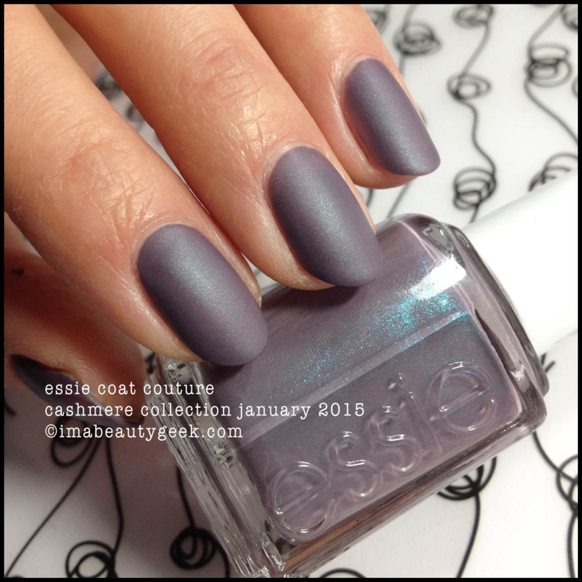 ESSIE CASHMERE MATTE 2015: THE SWATCHES - Beautygeeks