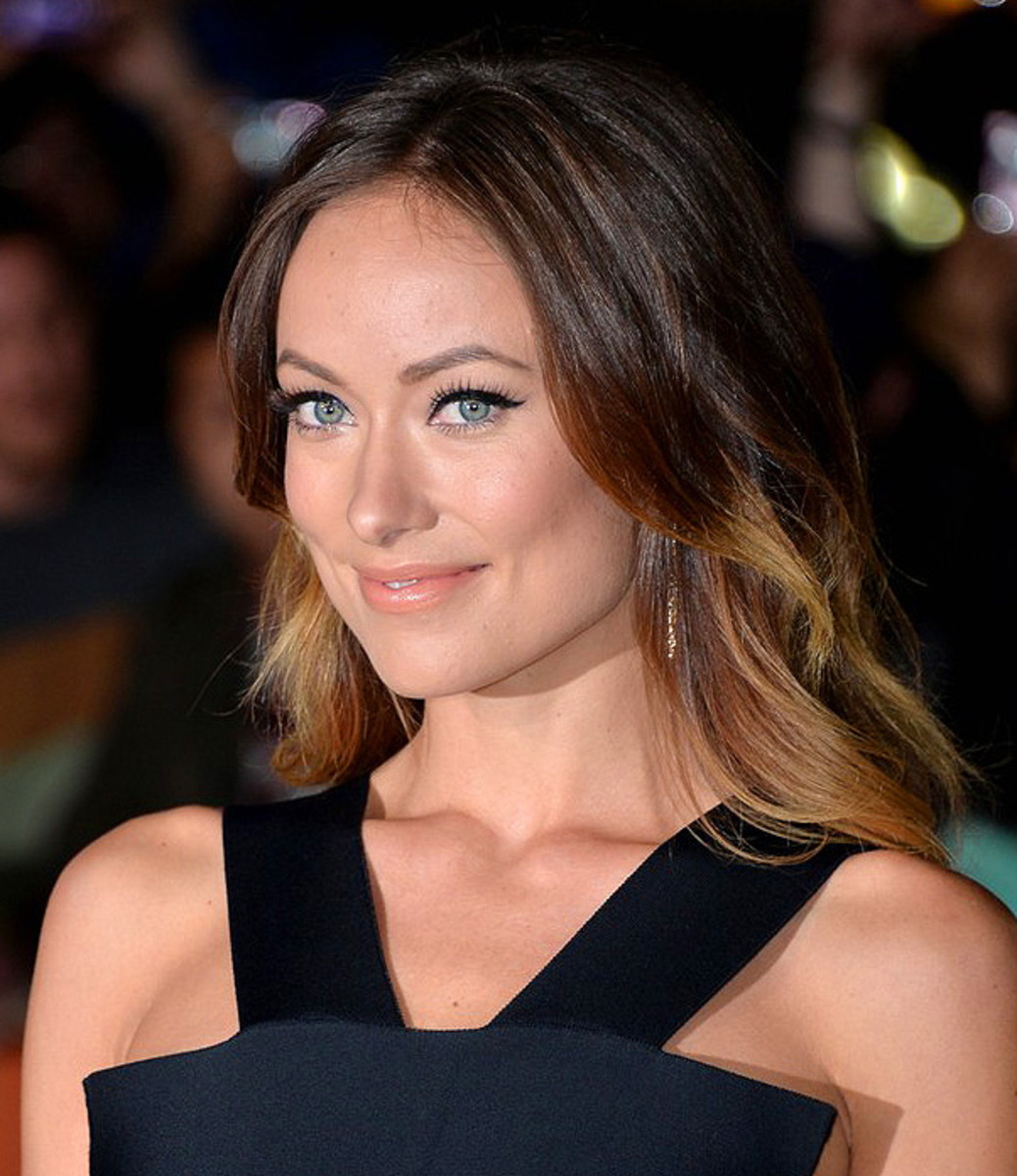 Olivia Wilde TIFF 2013 makeup by Melanie Inglessis for Revlon_Rush premiere red carpet