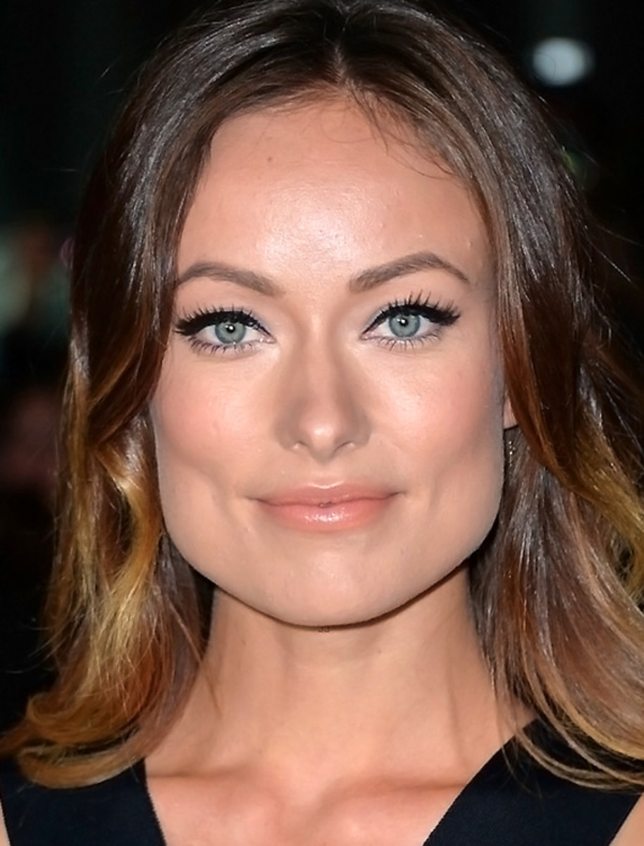 Olivia Wilde Tiff 2013_makeup by Melanie Inglessis for Revlon_winged liner