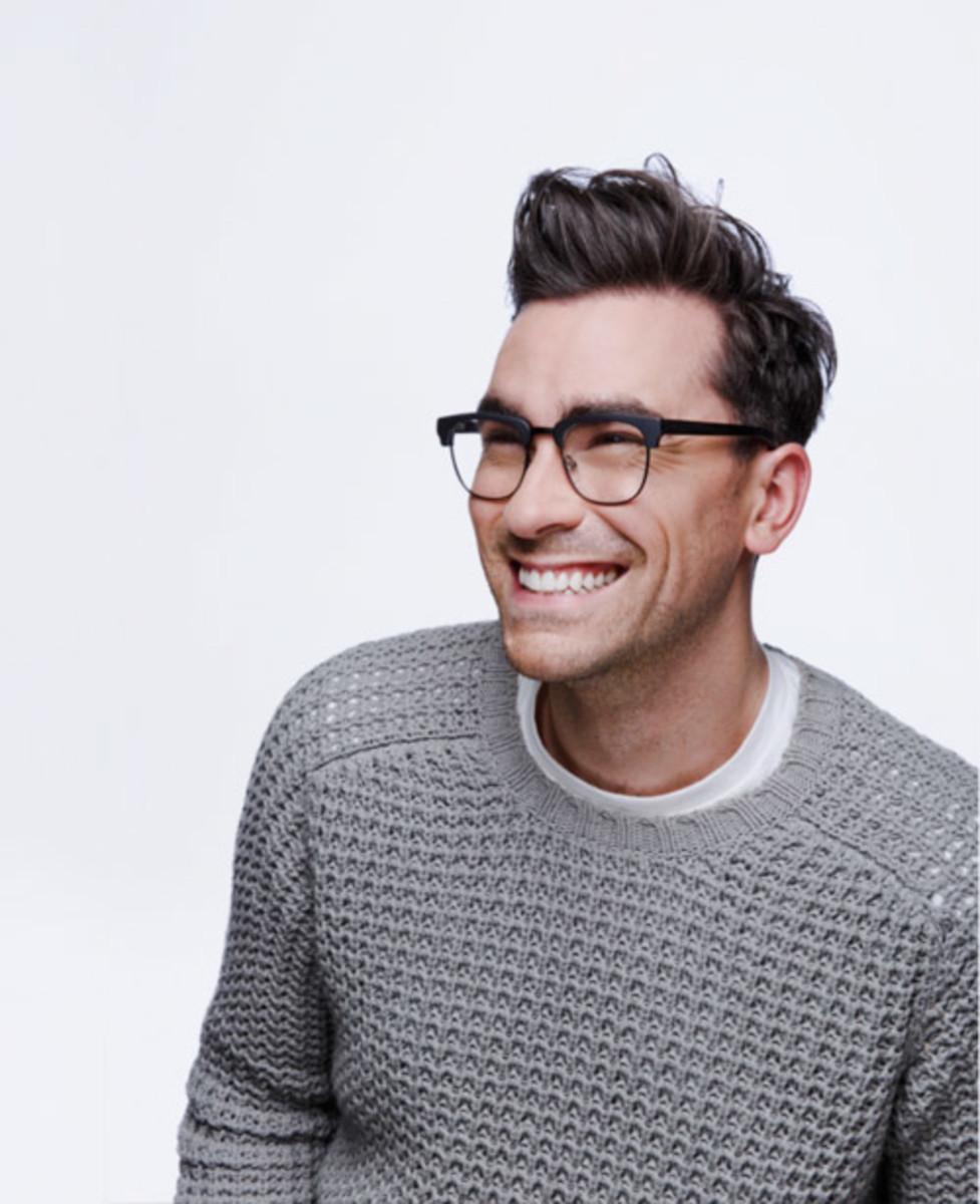 Dan Levy eyewear 1