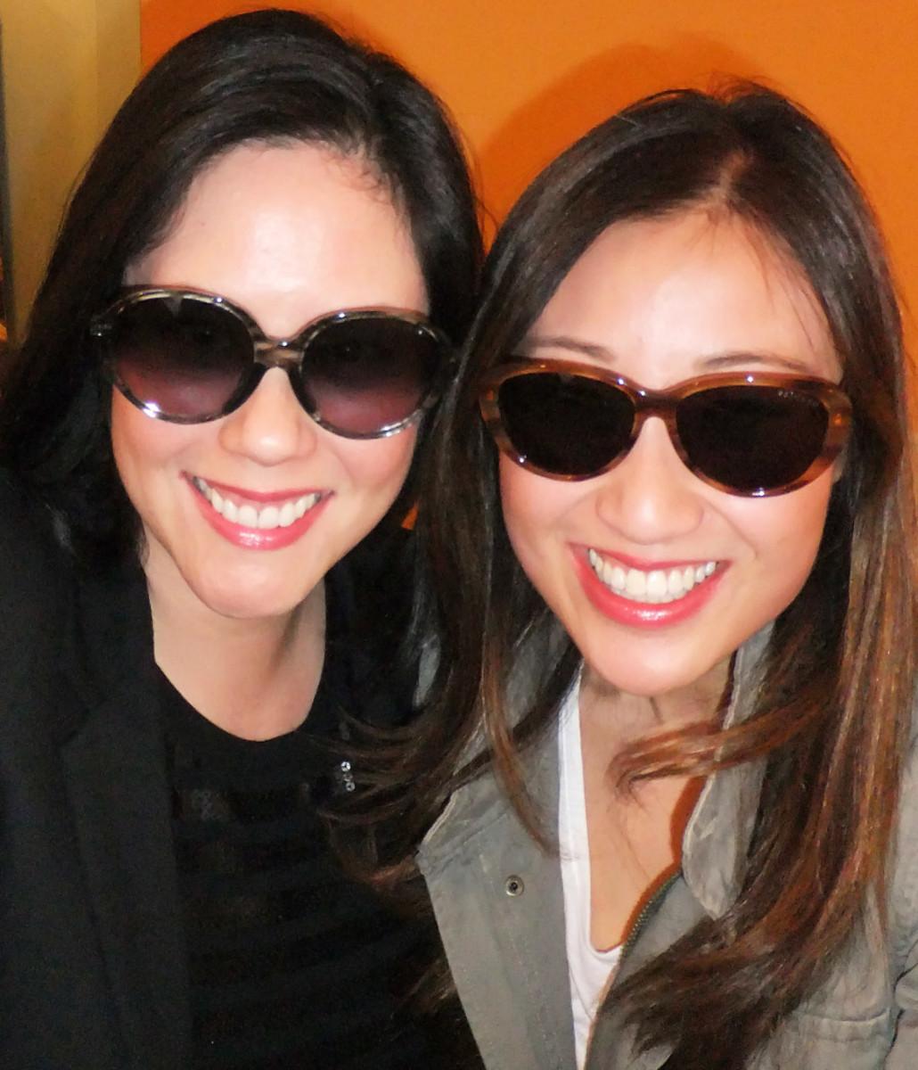 KayTran sunglasses