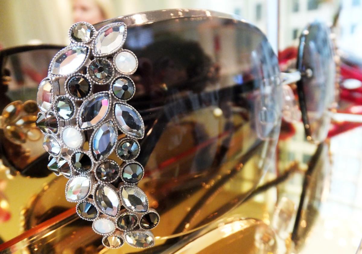 Swarovski eyewear SpringSummer 2013