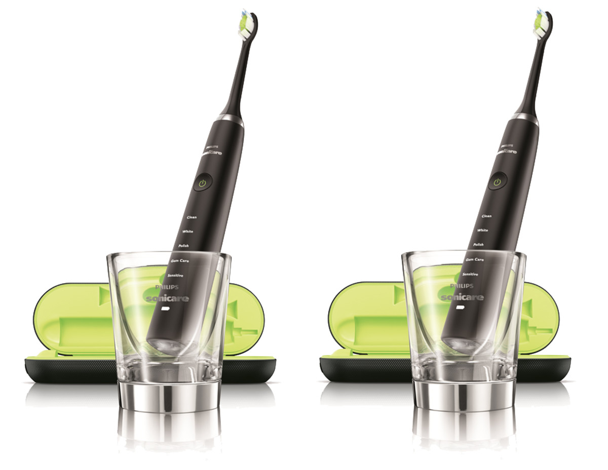 Father's Day Philips Sonicare DiamondClean Black