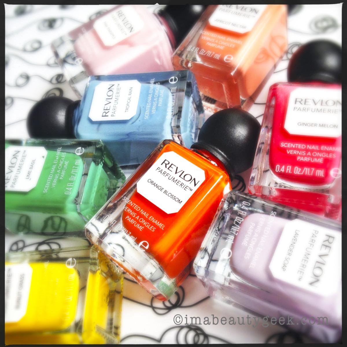 Revlon Parfumerie Spring 2014