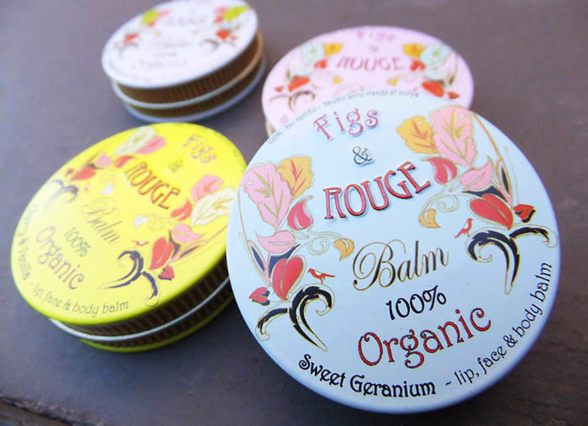 Figs & Rouge Organic Balm