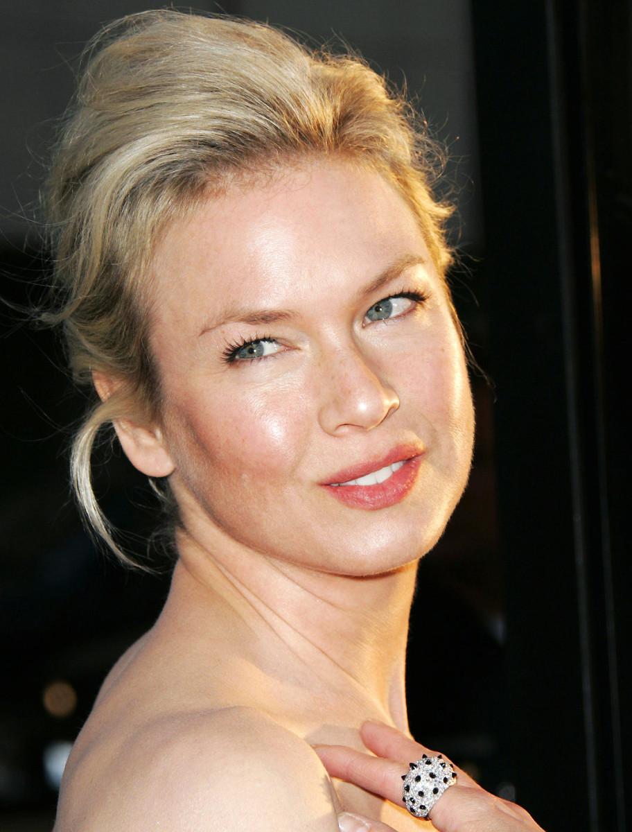 Renee Zellweger before (2008)