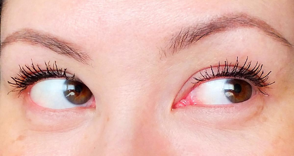L'Oréal Paris Voluminous Butterfly Mascara – lashes so long!