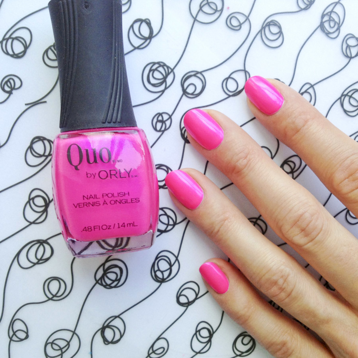 Quo by Orly - Purple Daydream