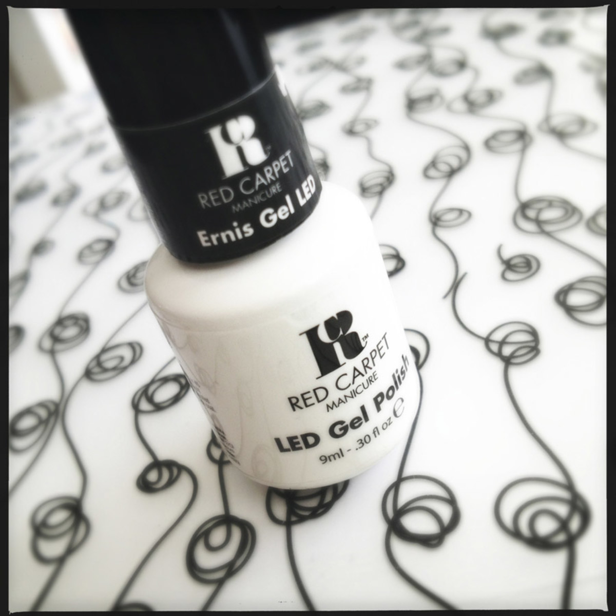 Red Carpet Manicure - White  Hot