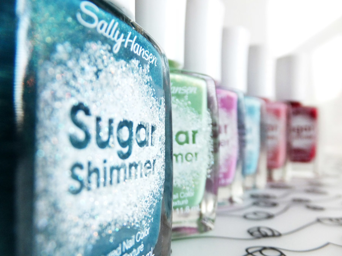 Sally Hansen Sugar Shimmers_February 2014