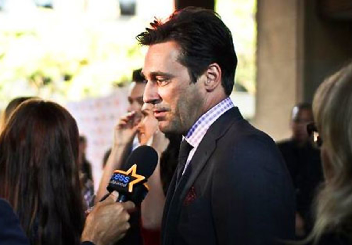 Jon Hamm_TIFF 2011_photo Scott Meleskie