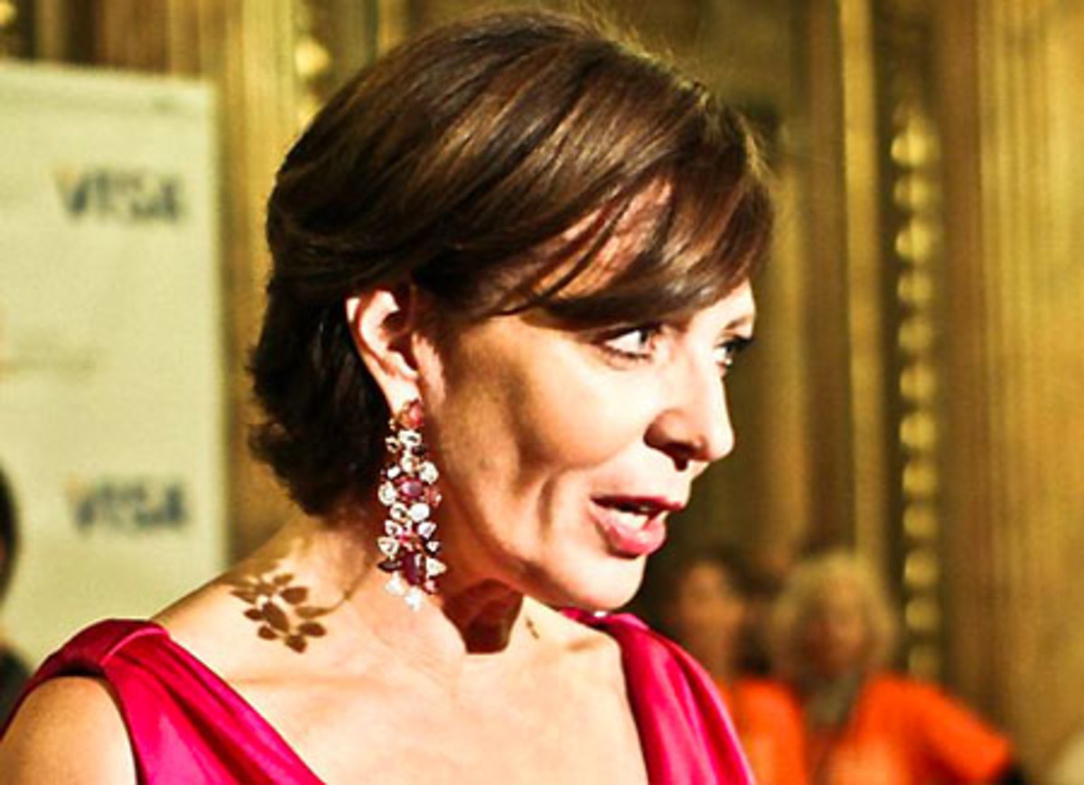 Allison Janney_TIFF 2011_photo Scott Meleskie