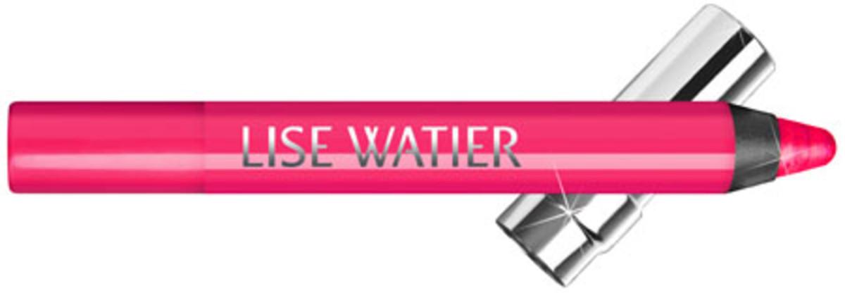 Lise Watier Lip Kiss Crayon Gloss_Passion Fuchsia $18