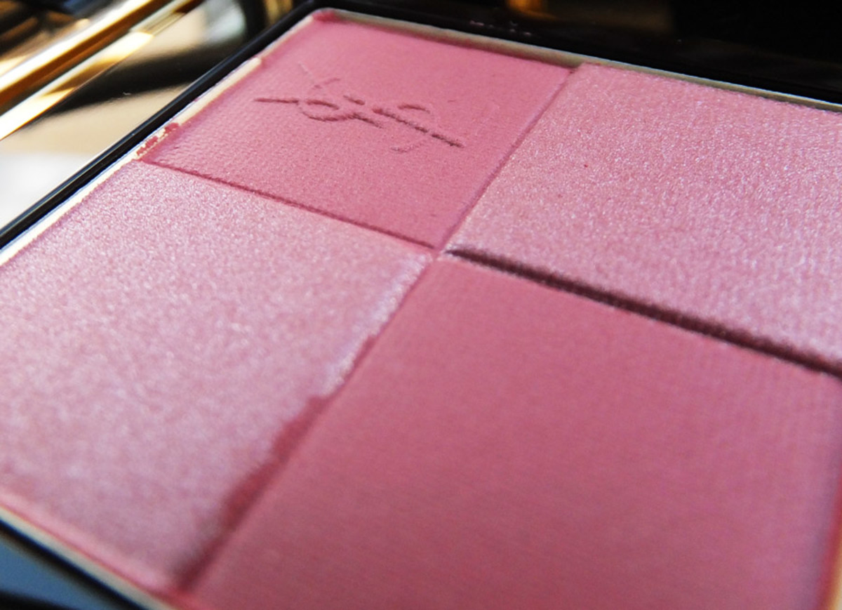YSL Fall 2013 makeup_Radiant Blush 10